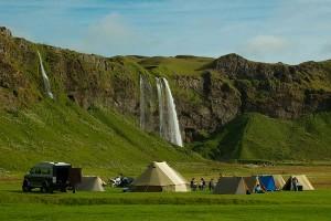 Campings au Islande