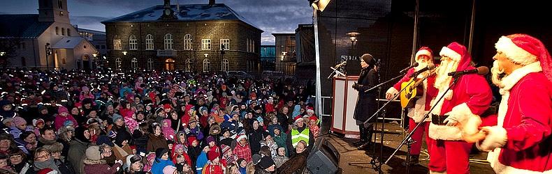 Sjomannadagur festival - Islande