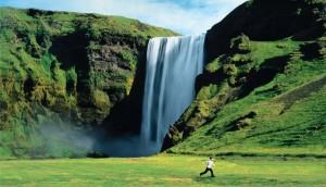 Voyage vers Islande