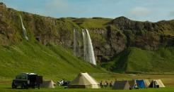 Campings en Islande
