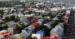 Endroits d'intérêt en Islande